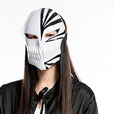 1pc de zwarte dood maskers voor Halloween kostuum partij willekeurige kleur