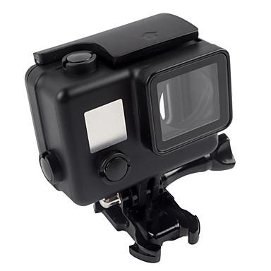 Wasserfestes Gehäuse Hülle Wasserfest Zum Action Kamera Gopro 4 Black Gopro 4 Silver Tauchen Universal Other - 1