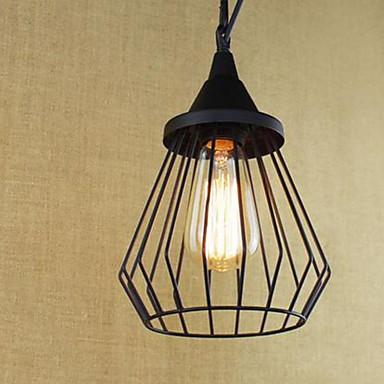 Vintage Land Anheng Lys Omgivelseslys - LED, 90-240V, Gul, Pære ikke Inkludert