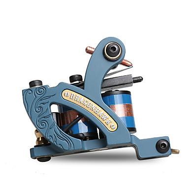 Professionel Tattoo Machine - Spole Tattoo Maskine Professionel Høj kvalitet, formaldehydfri Støbejern Støbning