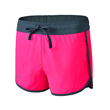 Mulheres Shorts de Corrida Secagem Rápida Respirável Compressão Confortável Shorts largos para Exercício e Atividade Física Corrida