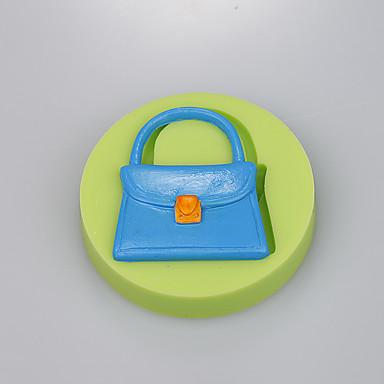 voedselkwaliteit siliconen schimmelvormige vorm fondant schimmelcake decorateurs ramdon kleur