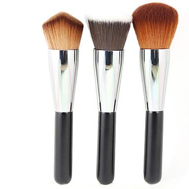 3 Brush Sets Synthetisch haar Gezicht / Lip / Oog Overige