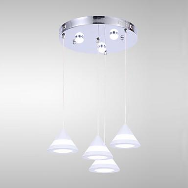 Moderno/Contemporâneo LED Luzes Pingente Luz Ambiente Para Sala de Estar Quarto Cozinha Sala de Jantar Quarto de Estudo/Escritório Quarto