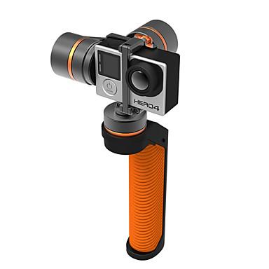 VIPRO anti-vibração de alta precisão cardan portátil compatível com o herói 1-4 câmera de esportes