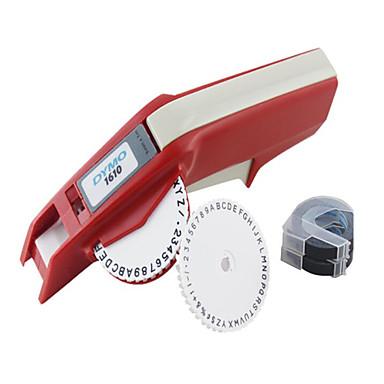 máquina de etiquetagem manual (filas de impressão imprimir uma linha para cima)