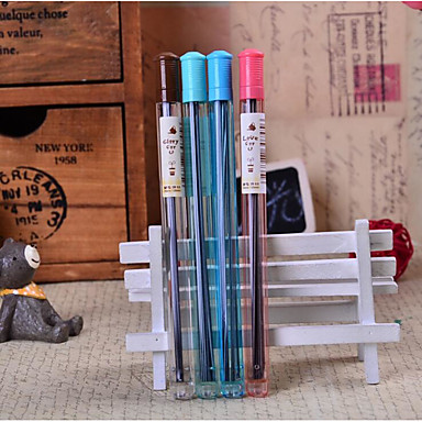 ペンシル ペン リフィル ペン, プラスチック ブラック インク色 For 学用品 事務用品 のパック