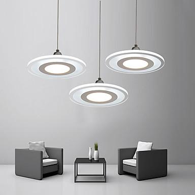 Moderni/nykyaikainen Riipus valot Käyttötarkoitus Olohuone Makuuhuone Ruokailuhuone Työhuone/toimisto Kids Room Polttimo mukana