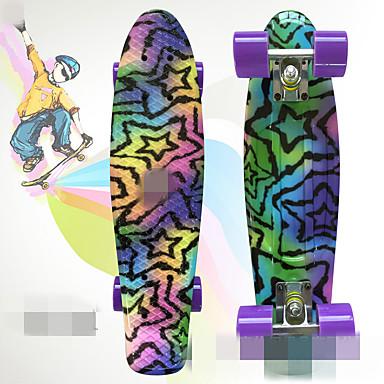 22 tuumaa Standardi Skateboards PU ABEC-7