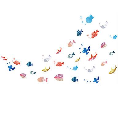 Animales caricatura de moda pegatinas de pared for Calcomanias para paredes decorativas