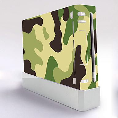 B-SKIN Klistremerke Til Wii U ,  Originale Klistremerke PVC 1pcs enhet