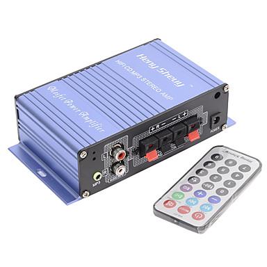 amplificador bærbare hi-fi stereo output kort effektforstærker usb / SD-kort afspiller