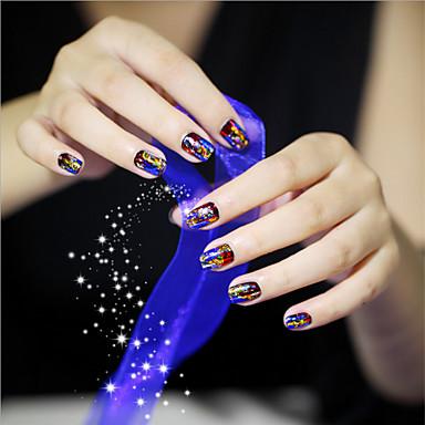 1 Nail Art tarra Glitter & Powder meikki Kosmeettiset Nail Art Design
