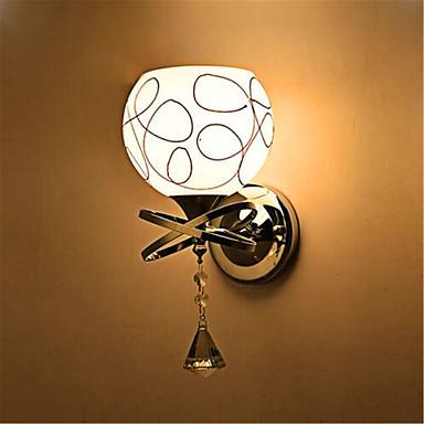 Moderno / Contemporâneo Luminárias de parede Metal Luz de parede 110-120V / 220-240V 5W / E26 / E27