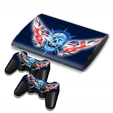 B-SKIN USB Taschen, Koffer und Hüllen Aufkleber - Sony PS3 Neuartige Kabellos #