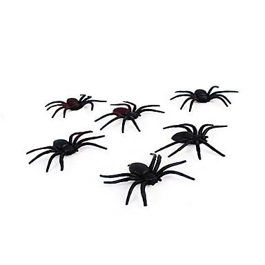 (Kleur random) 1pc halloween huis decoratie bar KTV prop scene layout spindraad en spinnenweb