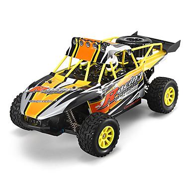 RC Car WL Toys K929-B 2,4G Maasturi 4WD Korkea nopeus Drift Car Off Road Car Maastoauto 1:18 Sähköharja 70km/h KM / H Kauko-ohjain