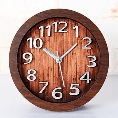 happy lahjoja korkealaatuinen mitation puun väri retro eurooppalainen puiset kello