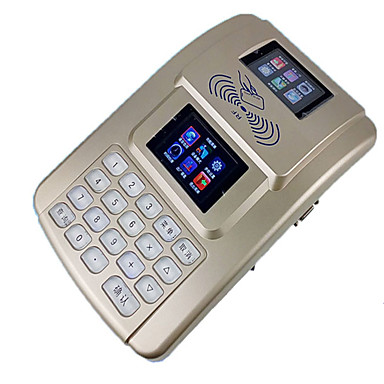 IC-kaart access control gastheer