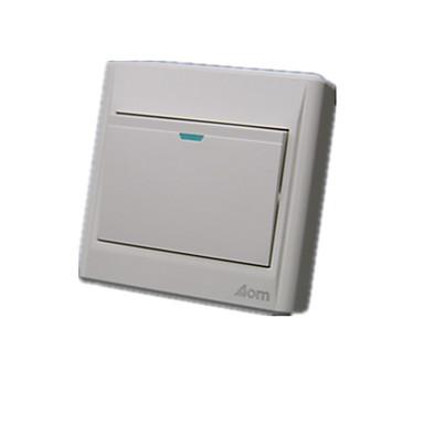 明は、壁スイッチを取り付けられた販売用に包装ノート2