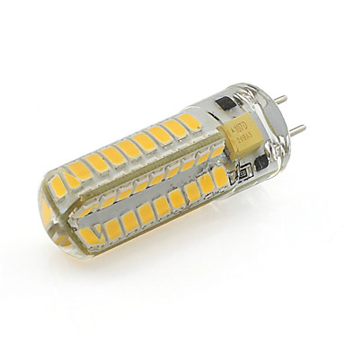3W 260lm G6.35 Luces LED de Doble Pin T 72 Cuentas LED SMD 2835 Decorativa Blanco Cálido Blanco Fresco 12V 220-240V