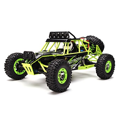 RC Car WLtoys 12428 4WD 1/12 2.4G 50km/h High Speed Monster Truck Radio Control RC Buggy Off-Road RTR Updated Version #05350252
