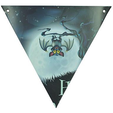 1pc wimpel opknoping vlaggen voor Halloween kostuum partij