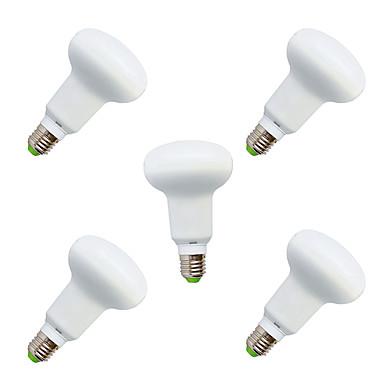 E26/E27 Lâmpada Redonda LED R63 18 SMD 5730 820 lm Branco Quente Branco Frio K Decorativa V