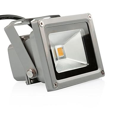 LED-valonheittimet Säädettävä Helppo asennus Vedenkestävä Ulkovalaistus Kylmä valkoinen 85-265V