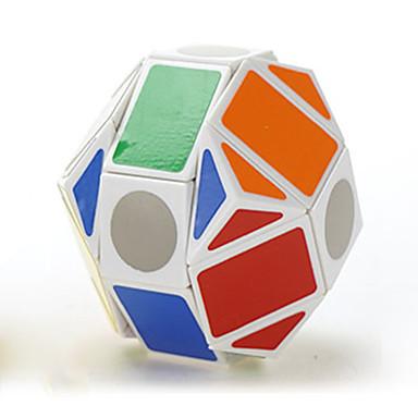 Rubiks kube Alien 3*3*3 Glatt Hastighetskube Magiske kuber Kubisk Puslespill profesjonelt nivå Hastighet Gave Klassisk & Tidløs Jente