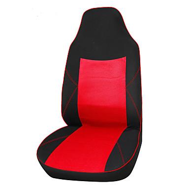 ajuste universal autoyouth tecido sanduíche tampa do assento de carro 1pcs com compatível com a maioria tampa do assento de veículos