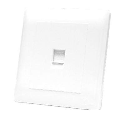 壁スイッチソケット弱い電話回線ソケット電話の特殊パネル86  - 屋