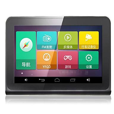 android intelligent verkeer recorder 7 inch capacitieve scherm navigatie
