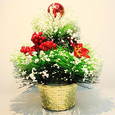 ミニクリスマスツリーのバルーン装飾品