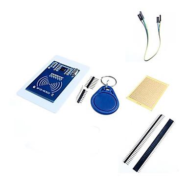 MFRC-522 rc522 rfid rf ic Karte induktiven Modul mit frei s50 fudan Karte&Schlüsselanhänger und Accessoires für Arduino