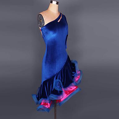 Más Vestidos Disfrace de Cosplay Navidad Halloween Carnaval Festival / Celebración Disfraces de Halloween Accesorios Negro / Morado / Azul Encaje