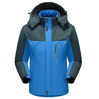 Herrn / Damen Wanderjacke Außen Winter Wasserdicht, warm halten, Windundurchlässig Vlies Jacke / Oberteile Wasserdicht Camping & Wandern / Skifahren / Klettern
