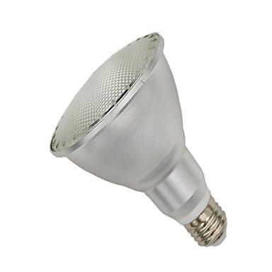 110lm E26 / E27 Wachsende Glühbirne PAR38 5 LED-Perlen SMD 5050 Wasserfest / Dekorativ UV (Schwarzlicht) 85-265V / 1 Stück / RoHs