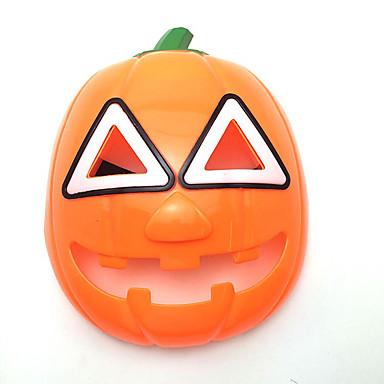 máscara de abóbora 1pc para a festa de traje de Halloween