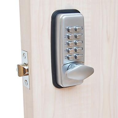 halpa Älykoti-304 ruostumaton teräs salasanalukko älykkään kodin turvajärjestelmä oven lukko kodin huvila toimistohotellihuoneisto komposiittiovi puinen ovi turvaovi puku vasempaan oveen oikea ovi