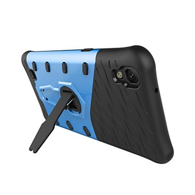 Capinha Para LG / LG K7 / LG K10 Com Suporte / Ultra-Fina Capa traseira Armadura Rígida PC para LG X Power / LG V20