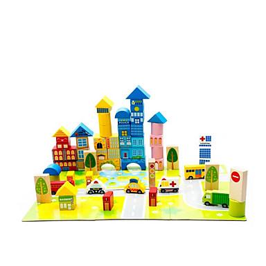ブロックおもちゃ ギフトのため ブロックおもちゃ ウッド おもちゃ