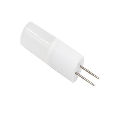 180-210lm G4 LED Bi-Pin lamput T 1 LED-helmet COB Koristeltu Lämmin valkoinen 12V