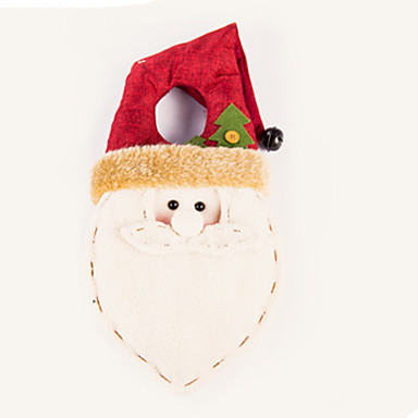 ホリデー・デコレーション クリスマスデコレーション おもちゃ サンタスーツ 雪だるま 男の子 女の子 小品