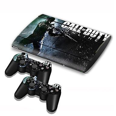B-SKIN B-SKIN Acțibild Pentru Sony PS3 . Novelty Acțibild Vinil 1 pcs unitate