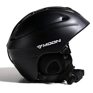 MOON Ski Helmet Men's Women's Adults' Ski / Snowboard Detachable Adjustable Comfortable Light Weight PC