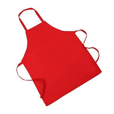 Alta calidad 1pc Textil Delantales Protección, Cocina Limpiando suministros