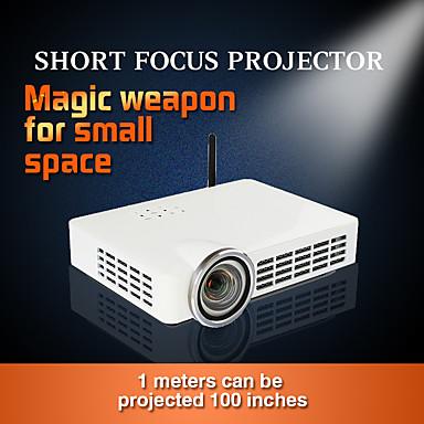 HTP DLP-100 DLP Kotiteatteriprojektori WXGA (1280x800)ProjectorsLED 3000