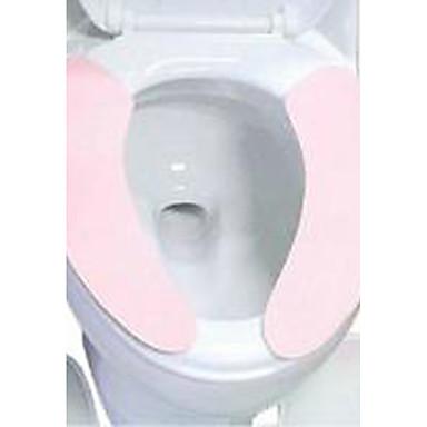 color del tipo de pasta de la almohadilla del asiento del inodoro conveniente llevar con aseo lavado repetido cojín del asiento cojín del