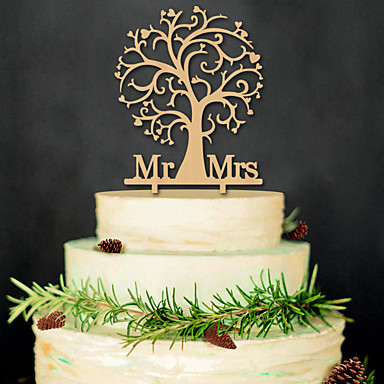 誕生日 ウェディングパーティー ウッド 結婚式の装飾 春 夏 秋 冬